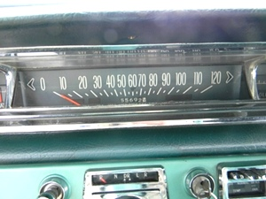 1961 Pontiac Bonneville Convertible