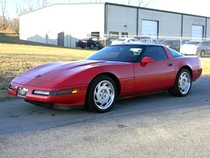 1992 Chevy Corvette