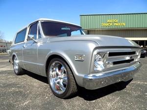 1972 Chevy Blazer 2 wd