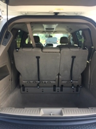 2012 Chrysler Town & Country Van Wagon Touring