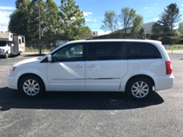 2012 CHRYSLER TOWN AND COUNTRY TOURING VAN