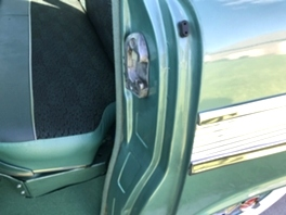 1957 CHEVY BEL AIR 4 DOOR WAGON