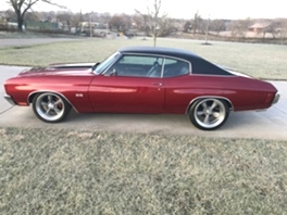 1970 Chevy Chevelle SS LS