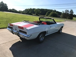 1969 Camaro SS | RS Pace Car