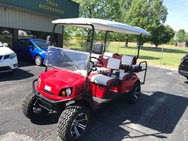 2016 Mid South Golf Cart