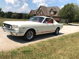 1965 Ford Mustang GT 2 +2